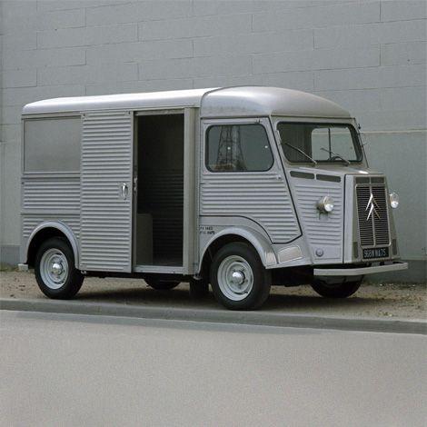 sacs à dos Nike pour l'école - Vintage Citroen H Van. Designed as a light delivery truck in ...