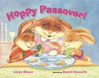 Bunny siblings Violet and Simon happily learn about Passover as they help their family prepare for the seder. The items on the seder plate take on meaning for the pair, and the relatives share their favorite aspects of the holiday.