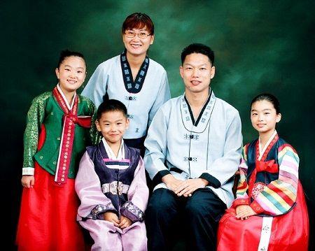 Gia đình là nền tảng văn hóa tinh thần của người dân Hàn Quốc