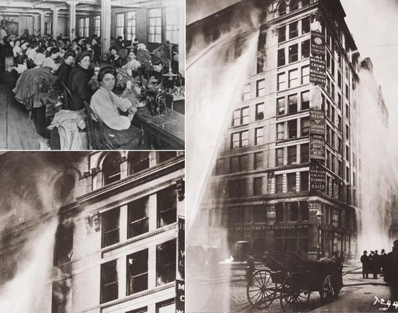 Triangle Shirtwaist Factory fire, 1911 - Photos - New York City disasters: From the Ninth Ave. train derailment to Superstorm Sandy | Park in, ...