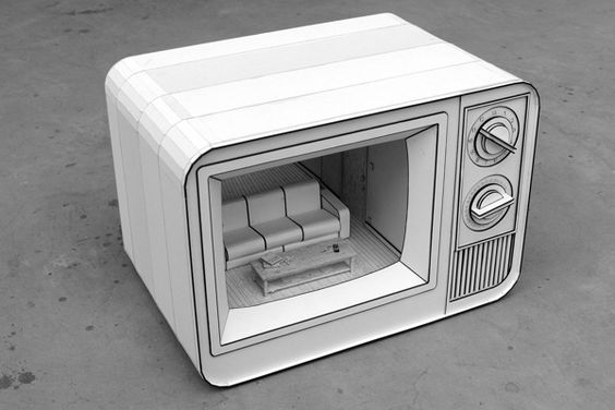 Object # 5 by Kevin LCK, via Behance
