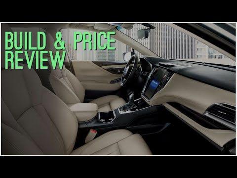 2020 Subaru Legacy Limited Xt Sedan Build Price Review Features Mo Subaru Legacy Sedan Subaru