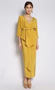 Mustard Baju