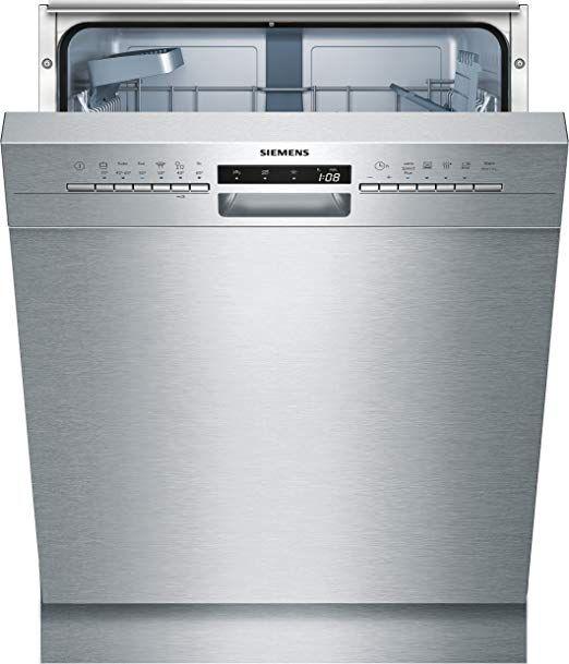 485 Siemens Sn436s01ce Iq300 Unterbaugeschirrspuler 1 7 Cm A