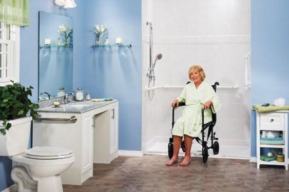 Adecua una casa para personas de la tercera edad