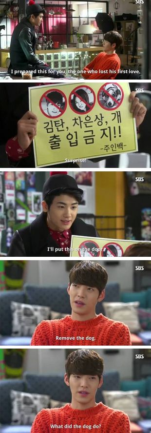 Woo Bin and Hyung Sik ♡ #Kdrama // The #HEIRS  . Jo Myung Soo is so funny and cute and I love him so much. And I also love Young Do and I don't want him to hurt *cry