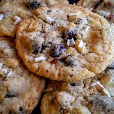 Cranberry-White-Cookies
