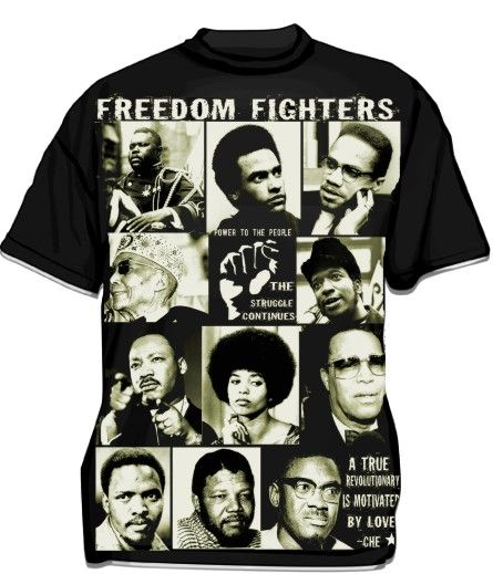martin luther king jr and malcolm x as perfect example of freedom fighters Activists of the civil rights movement fannie lou hamer malcolm x martin luther king jr malcolm x proved to be an impacting figure in the civil rights movement.