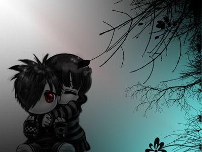 descargar fondo para fotos: Emo Unul, Dibujos Emo, Anime Couples, Anime Quotes, Emo Love, Inspirational Quotes, Anime 3, 800X600 Resolution, Indragostiti Emo