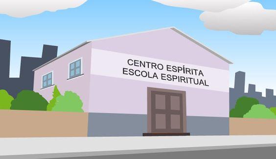 Letra Espírita: O que acontece quando você entra em um Centro Espí...