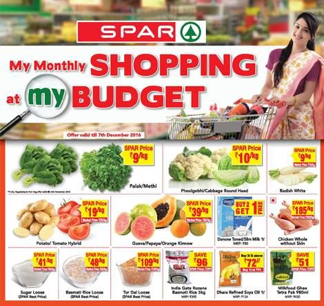 #SPARMonthlyShopping Welcome to Monthly Shopping at SPAR Hypermarkets. Get access to the best deals and bargains in your city.  Save big and select from the widest selection of products at unbelievable prices only with monthly shopping.