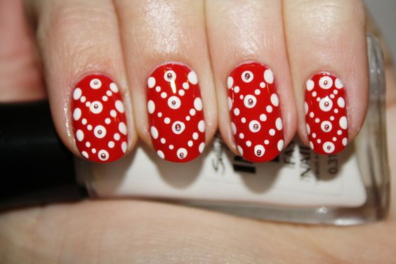 Valentine's Day Nail Designs_46