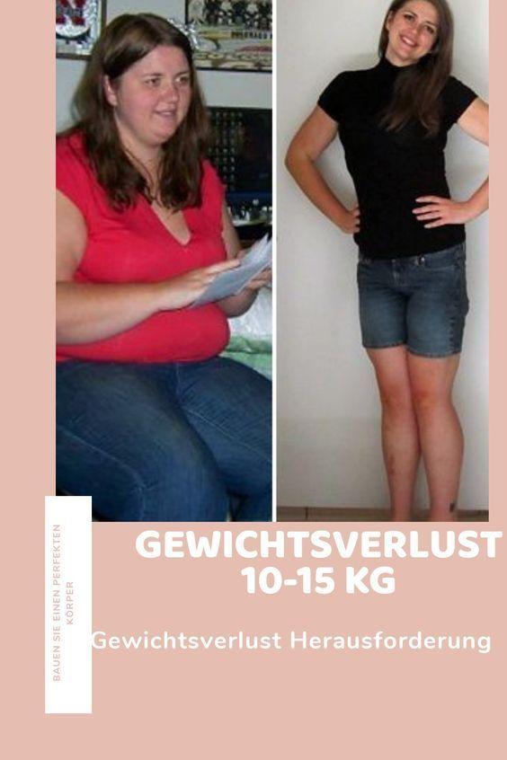 10-15 kg abnehmen