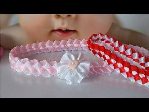 19++ Como tejer una diadema para bebe ideas
