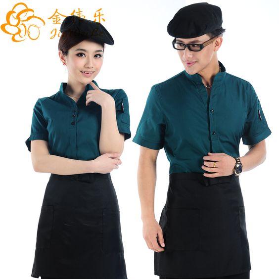 Restaurant Restaurant uniforms and Dresses on Pinterest
