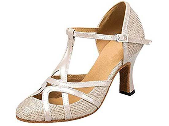 Latin dance shoes, Ballroom dance shoes