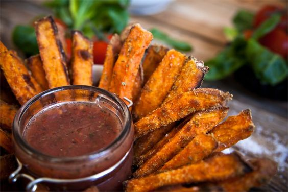 Vegan Rezepte mit süßkartoffeln