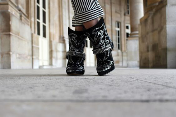 Isabel Marant Milwaukee Boots