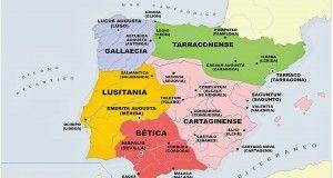 Descubra como se chamava a sua cidade no tempo dos romanos