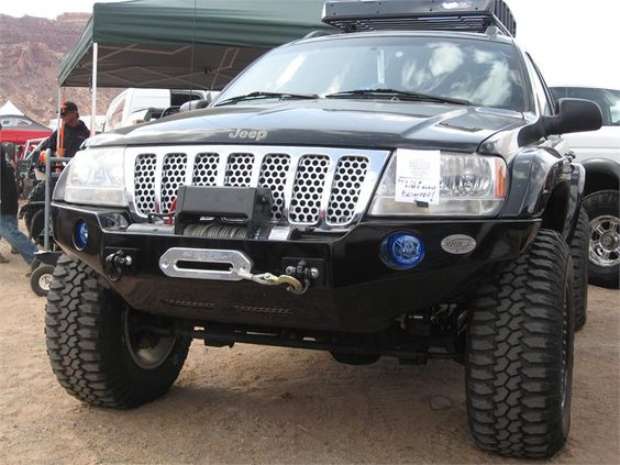 Wg Grand Cherokee Murchison Products Jeep Aftermarket Parts Australia Murchison Products Aev Qld Jeep Wj Winch Bumpers Jeep Cherokee