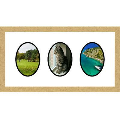 Frames By Mail 3 Opening Collage Picture Frame
