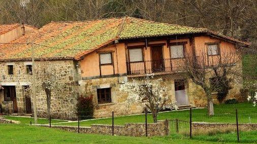Antiguo Molino De Dos Castilletes Para Moler Con Aserradero De Pinos único En La Provincia De Burgos Dispone De U Estilo En El Hogar Turismo Rural Aserradero