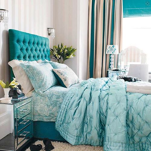 I love this teal room...have I already pinned this?