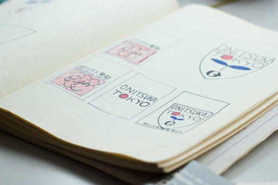 Sketches - onitsuka tokyo