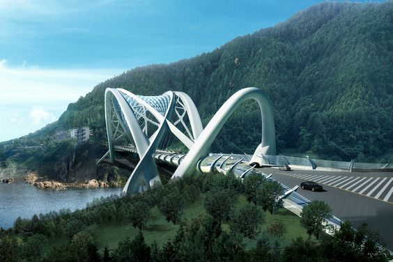 Eco-Bridge by Taranta Creations