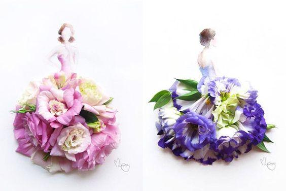 цветы акварелью - Поиск в Google