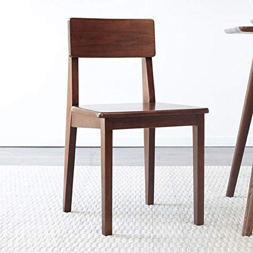 Xue Chair Pure Wood Dining Chair White Oak Chair Modern Minimalist Desk Chair Restaurant Green Wooden Chair Ergonomic White Oak Chair Oak Chair Modern Chairs