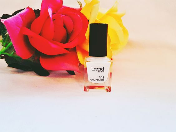 trend IT UP Nagellack N°1 Nail Polish 010