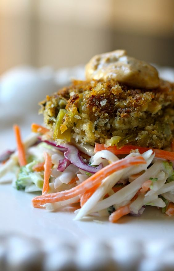 Smith's Vegan Kitchen: Tofu Crab Cakes
