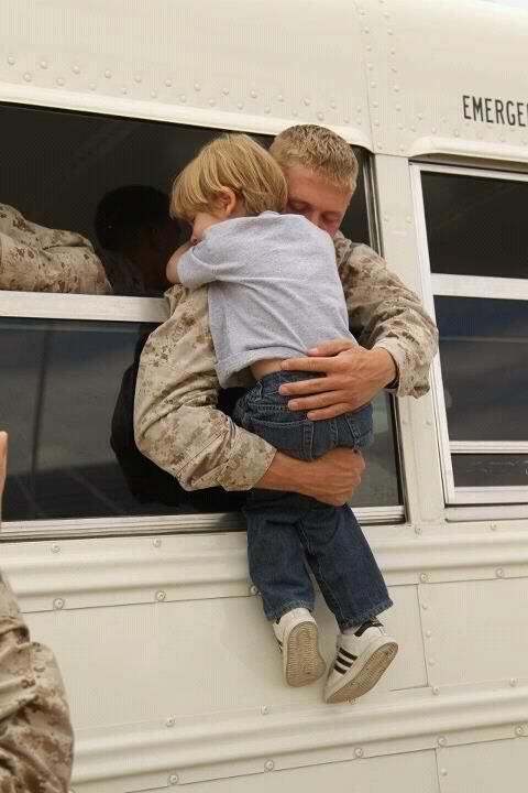 Cute and so much more! Thanks to all who serve!
