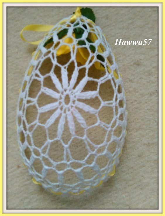 W okresie Świąt Wielkanocnych otaczamy się jajkami pod różnym postaciami. W moim kąciku robótkowym tworzą się już różne jajeczka, które w w...