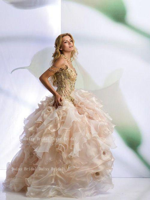 elegant wedding dresses, bridal gowns