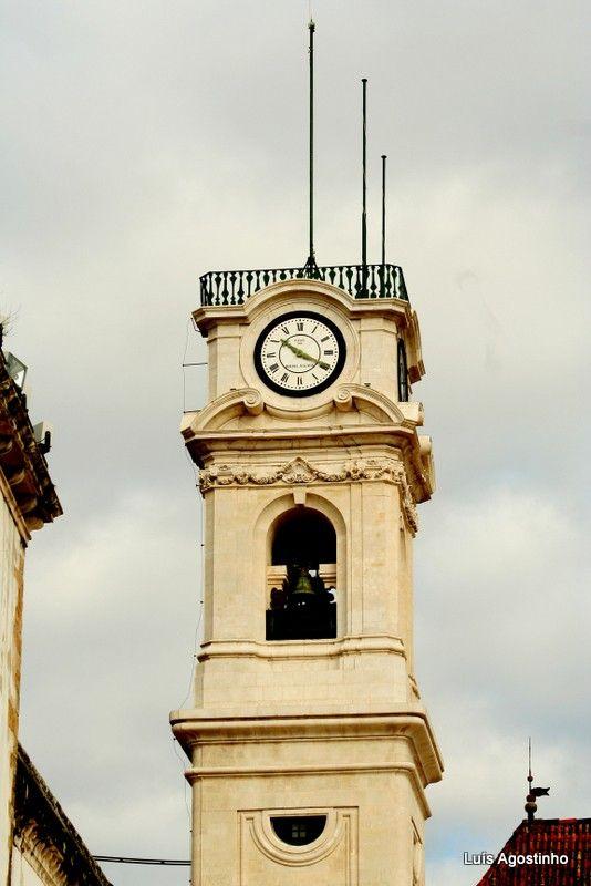 Torre da Universidade de Coimbra Por Luís Agostinho