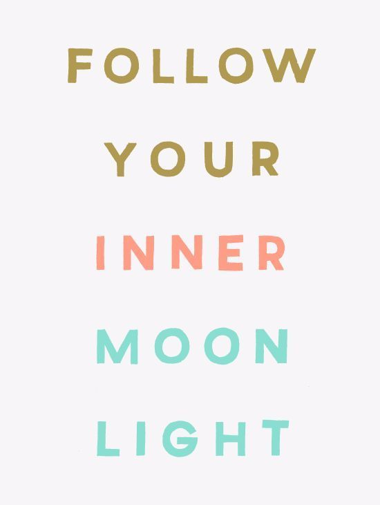 Follow Your Inner Quote