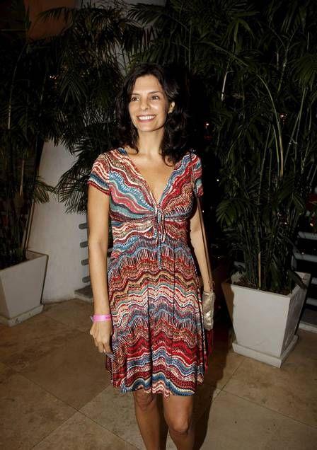 Helena Ranaldi: aos 48 anos
