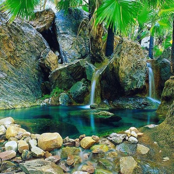Zeebedee Springs at El Questro Wilderness Park