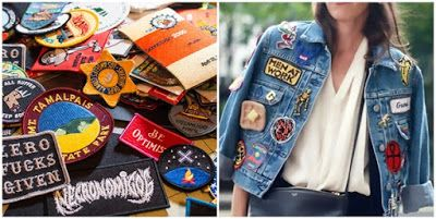 BlogdaBhiaa: Jeans com patches