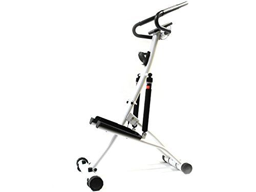 awesome MAXOfit® Deluxe Fitness Power Stepper MF-10, plegable