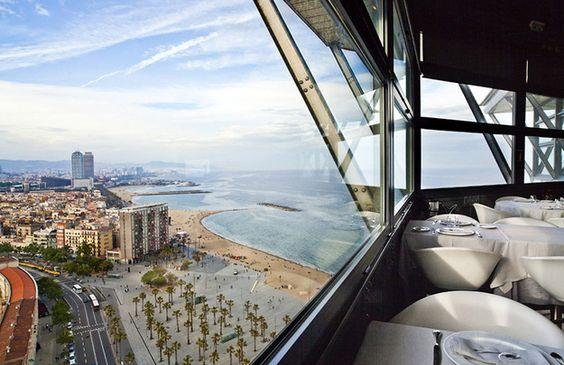 Torre d'Alta Mar. Barcelona, 360º Gastronomics