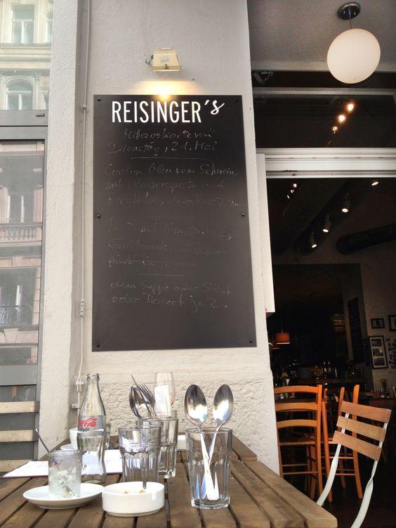 Reisinger's, Salzgries 15, 1010 Wien