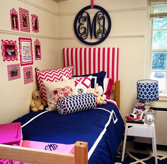 "Decorating Ideas > Sweetandchicprep "" My Dorm! ""  Bedroomdorm Ideas  ~ 104706_Dorm Room Ideas Preppy"