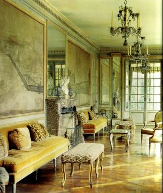 villa trianon, elsie de wolf