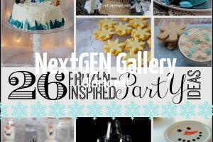 26 Fabulous Frozen Birthday Ideas, Search no more! #frozen #disney #party #birthday