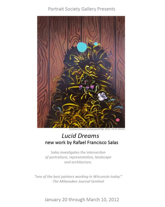 Lucid Dreams: New Work from Rafeal Francisco Salas