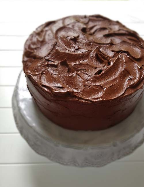 Recipe For Chocolate Cake On The Back Of Hersheys Cocoa