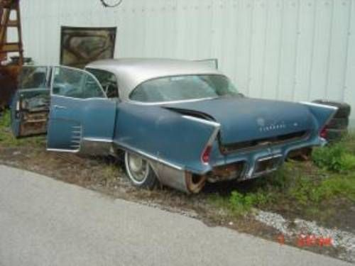 1957 Cadillac Brougham, needs work......